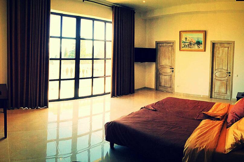 Вилла 2-х этажная (5 спален), 506 кв.м. на 10 человек, 5 спален, Ялтинское шоссе, 50А, Гурзуф - Фотография 34
