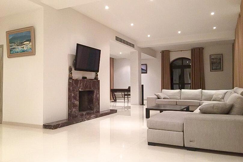 Вилла 2-х этажная (5 спален), 506 кв.м. на 10 человек, 5 спален, Ялтинское шоссе, 50А, Гурзуф - Фотография 37