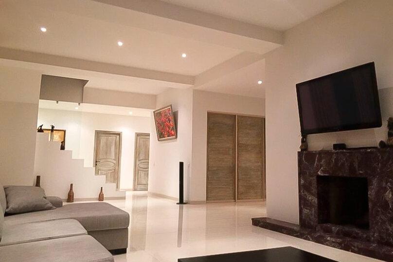 Вилла 2-х этажная (5 спален), 506 кв.м. на 10 человек, 5 спален, Ялтинское шоссе, 50А, Гурзуф - Фотография 38