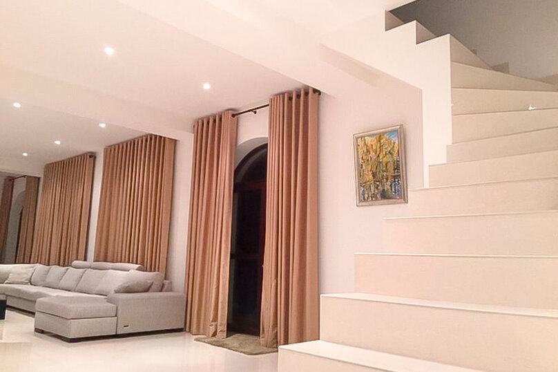 Вилла 2-х этажная (5 спален), 506 кв.м. на 10 человек, 5 спален, Ялтинское шоссе, 50А, Гурзуф - Фотография 39