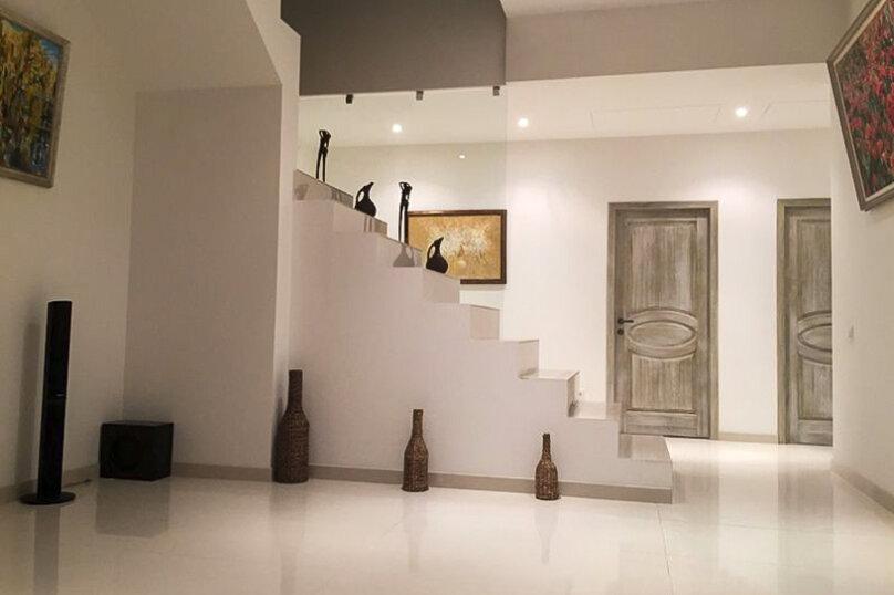 Вилла 2-х этажная (5 спален), 506 кв.м. на 10 человек, 5 спален, Ялтинское шоссе, 50А, Гурзуф - Фотография 45