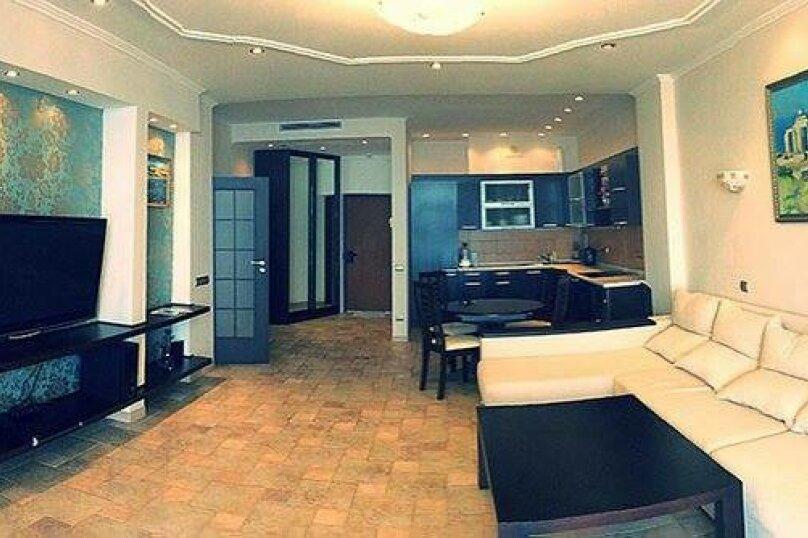 2-комн. квартира, 100 кв.м. на 4 человека, Строителей, 3а, Гурзуф - Фотография 9