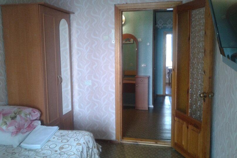 2-комн. квартира, 49 кв.м. на 4 человека, улица Голицына, 30, Судак - Фотография 3