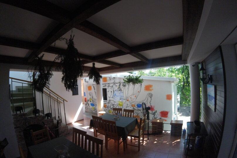 """Гостевой дом """"Дача Феодоро"""", Таврическая улица, 7 на 9 комнат - Фотография 10"""