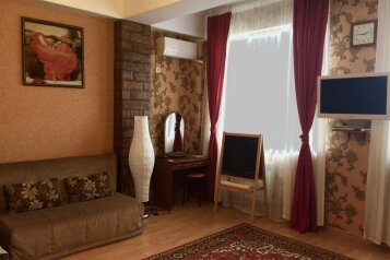 1-комн. квартира, 34 кв.м. на 4 человека, Набережная улица, 44б, Адлер - Фотография 1