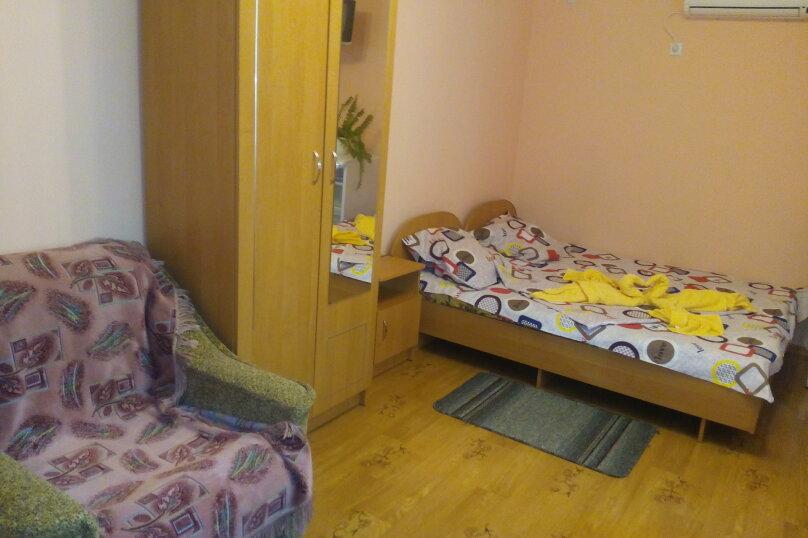 1-комн. квартира, 50 кв.м. на 3 человека, улица Ленина, 30, Судак - Фотография 1