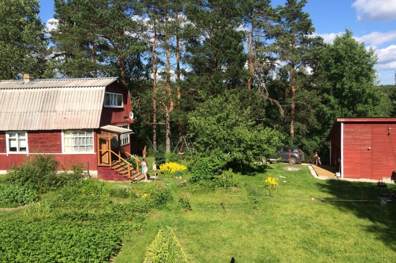 Дом отдыха в Карелии на озере Суоярви, 60 кв.м. на 6 человек, 2 спальни, Бродное, б/н, Суоярви - Фотография 1