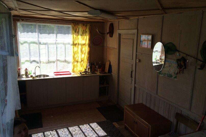 Дом отдыха в Карелии на озере Суоярви, 60 кв.м. на 6 человек, 2 спальни, Бродное, б/н, Суоярви - Фотография 4