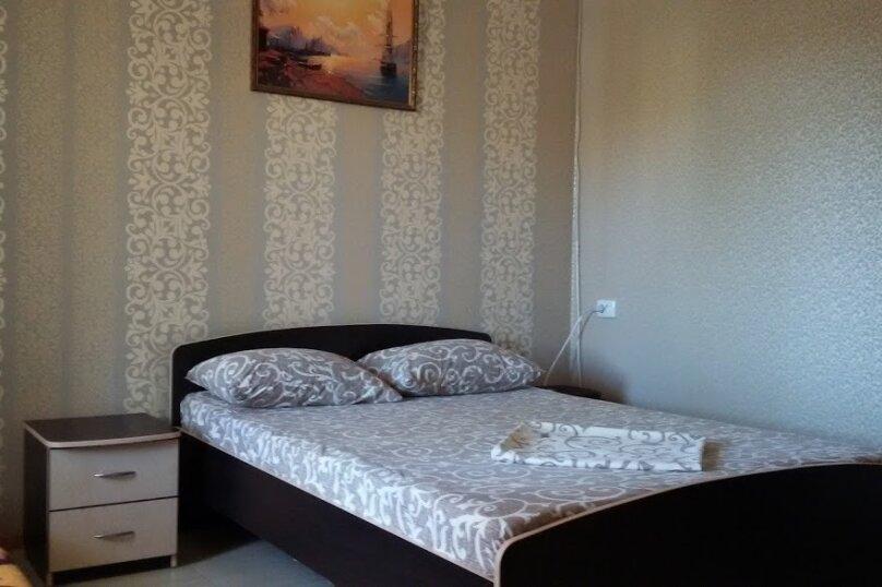 Четырехместный номер с собственной ванной комнатой, Мельников , 19, район Ачиклар, Судак - Фотография 1