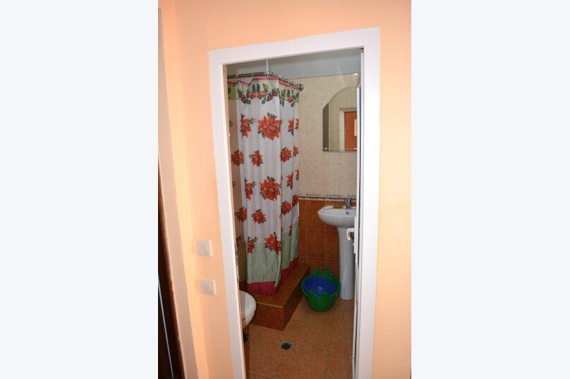 №10 Трехместный номер совсеми удобствами 3-этаж, улица 8 Марта, 14, Адлер - Фотография 3