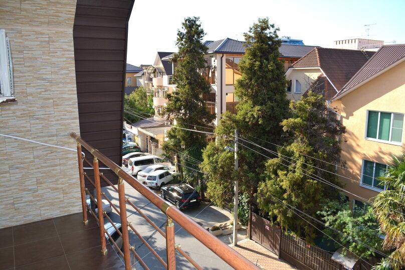 №10 Трехместный номер совсеми удобствами 3-этаж, улица 8 Марта, 14, Адлер - Фотография 4