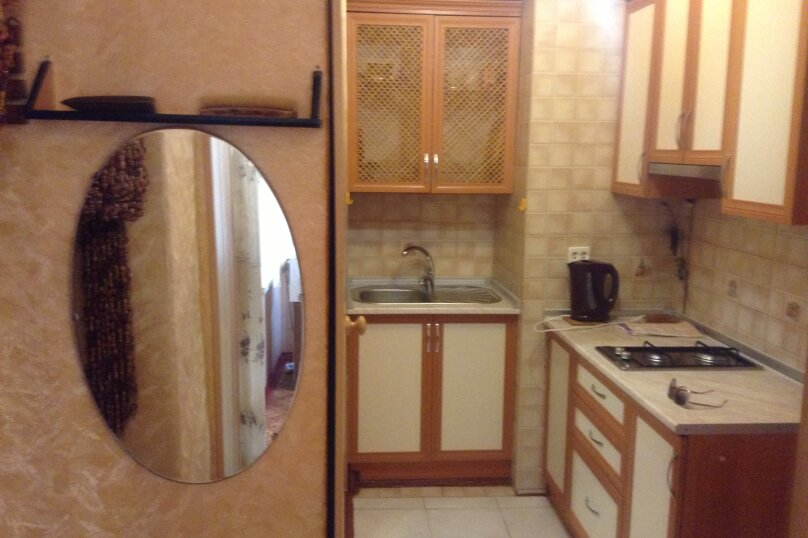 2-комн. квартира, 32 кв.м. на 3 человека, улица Космонавтов, 14, Форос - Фотография 7