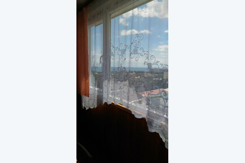 2-комн. квартира, 49 кв.м. на 4 человека, Партизанская улица, 17, Судак - Фотография 2
