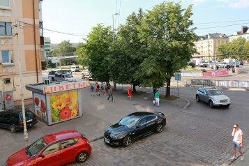2-комн. квартира, 40 кв.м. на 4 человека, Ленинский проспект, 4, Центральный район, Калининград - Фотография 3
