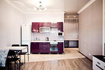 1-комн. квартира, 70 кв.м. на 4 человека, улица Малыгина, Тюмень - Фотография 1