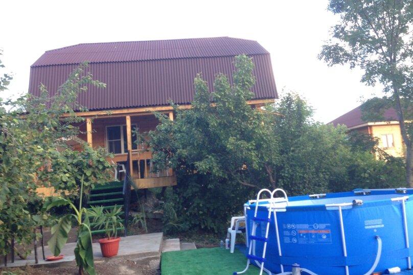 Дом у Моря  ---100 кв.м  в Лазаревском с Бассейном, 100 кв.м. на 6 человек, 2 спальни, Макопсе, ул. Греческая улица, 20, Лазаревское - Фотография 1