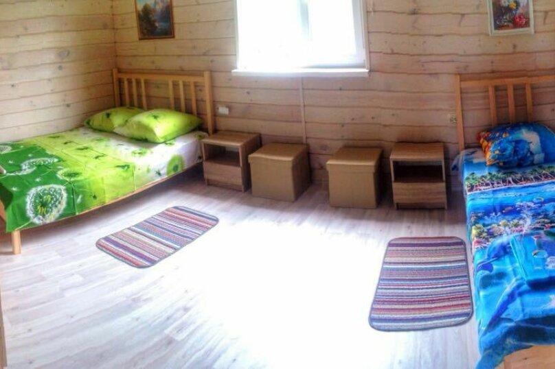 Дом у Моря  ---100 кв.м  в Лазаревском с Бассейном, 100 кв.м. на 6 человек, 2 спальни, Макопсе, ул. Греческая улица, 20, Лазаревское - Фотография 32