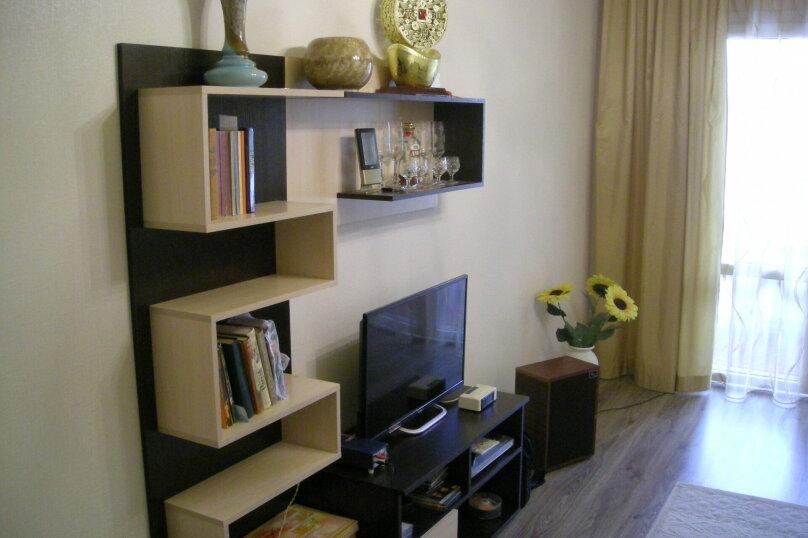 1-комн. квартира, 53.4 кв.м. на 4 человека, Туристическая улица, 4А, Геленджик - Фотография 2