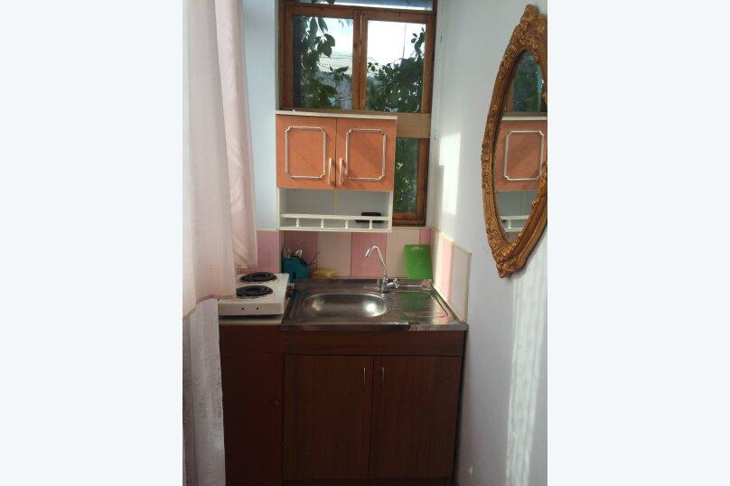 1 комнатный с доп. местом, улица Генерала Бирюзова, 61, Судак - Фотография 4