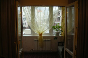 1-комн. квартира, 53.4 кв.м. на 4 человека, Туристическая улица, 4А, Геленджик - Фотография 1