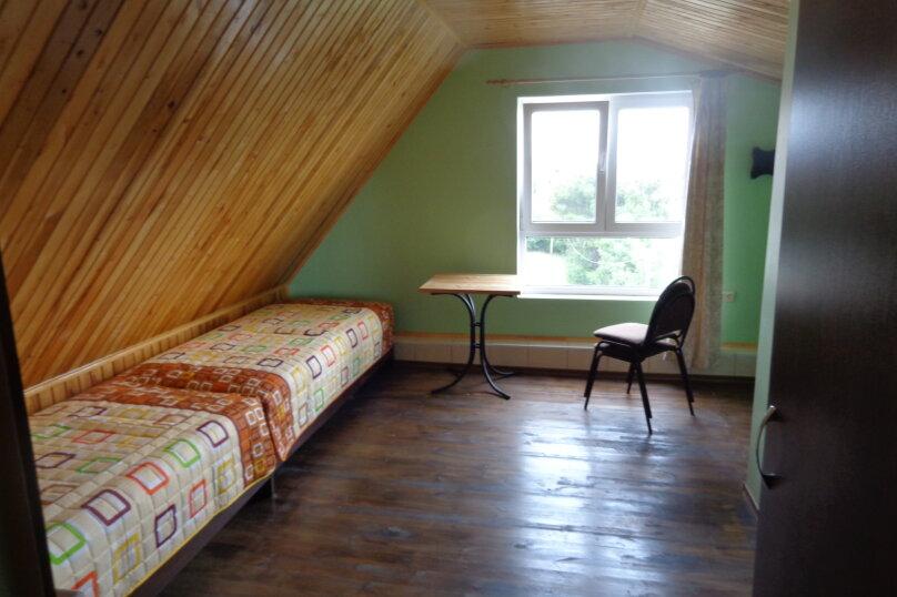 Стандарт двухместный с двумя отдельными кроватями, улица Ленина, 31В, Алупка - Фотография 1