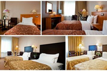 Бизнес с двумя кроватями:  Номер, Полулюкс, 3-местный (2 основных + 1 доп), 1-комнатный, Гостиница, Измайловское шоссе на 21 номер - Фотография 4