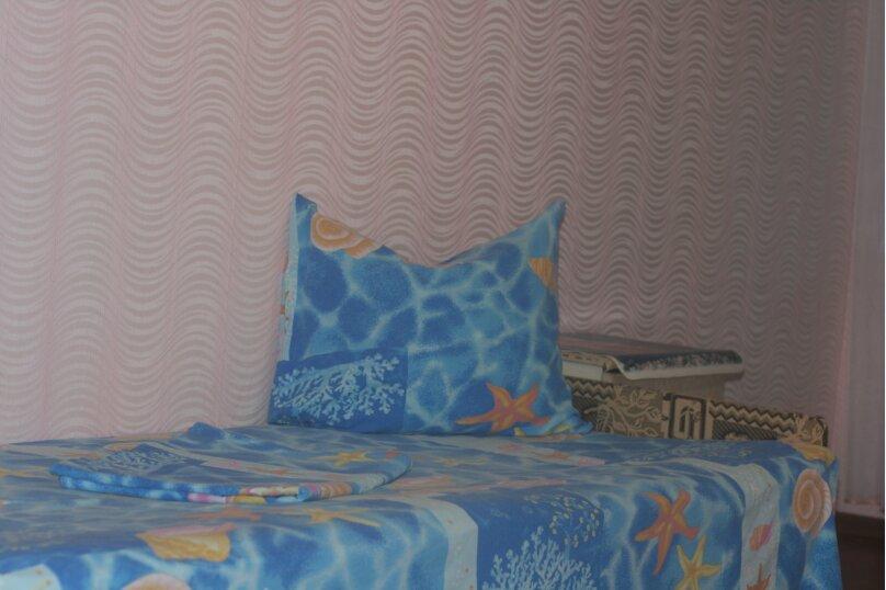 Двухместный номер на первом этаже, улица Глазкрицкого, 5А, Алушта - Фотография 1