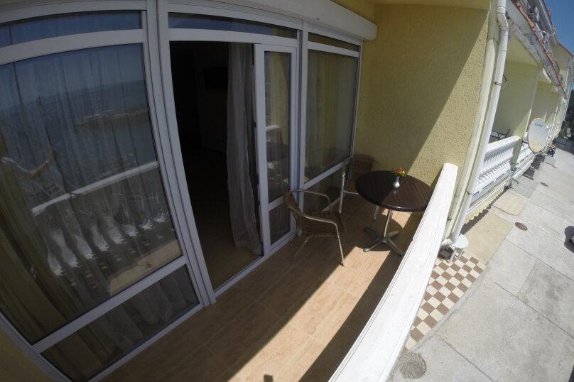 Эллинг на берегу моря., 135 кв.м. на 7 человек, 4 спальни, Баранова, 23, Симеиз - Фотография 2