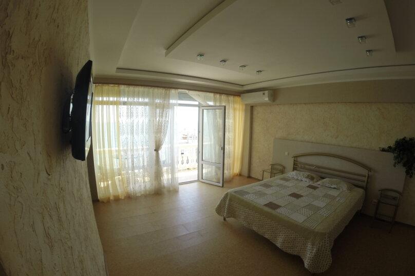 Эллинг на берегу моря., 135 кв.м. на 7 человек, 4 спальни, Баранова, 23, Симеиз - Фотография 3