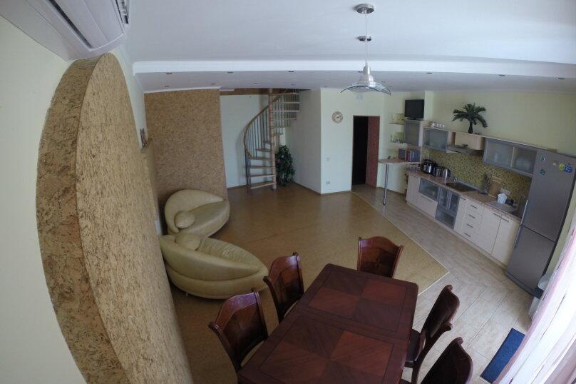 Эллинг на берегу моря., 135 кв.м. на 7 человек, 4 спальни, Баранова, 23, Симеиз - Фотография 11