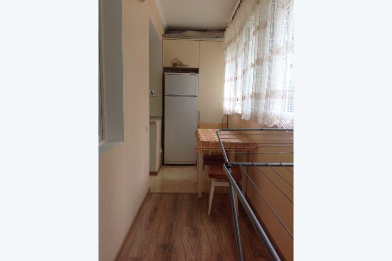 2-комн. квартира, 45 кв.м. на 4 человека, улица Терлецкого, 7, Форос - Фотография 6