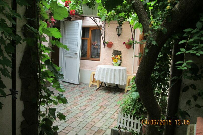 Уютный однокомнатный дом №2 на 2-3 человека, 30 кв.м. на 3 человека, 1 спальня, Комсомольская улица, 13, Евпатория - Фотография 16
