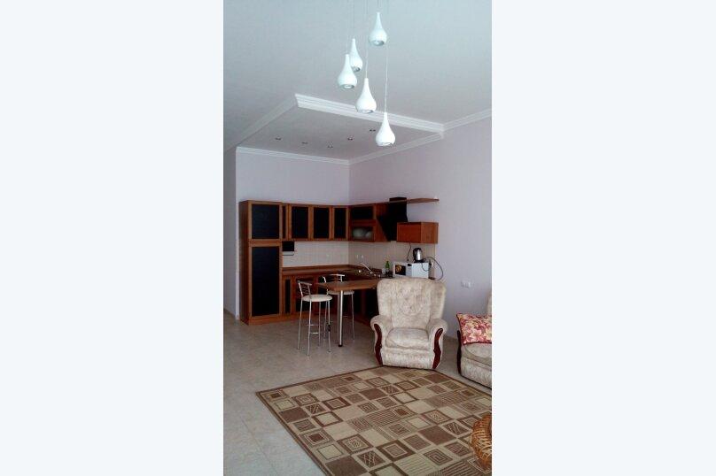 2-комн. квартира, 80 кв.м. на 5 человек, мориса тореза, 5, Ялта - Фотография 4
