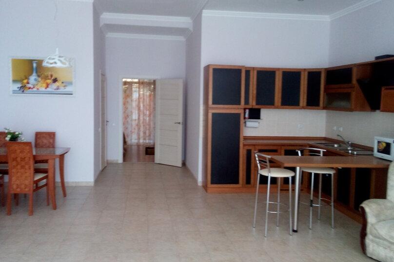 2-комн. квартира, 80 кв.м. на 5 человек, мориса тореза, 5, Ялта - Фотография 9