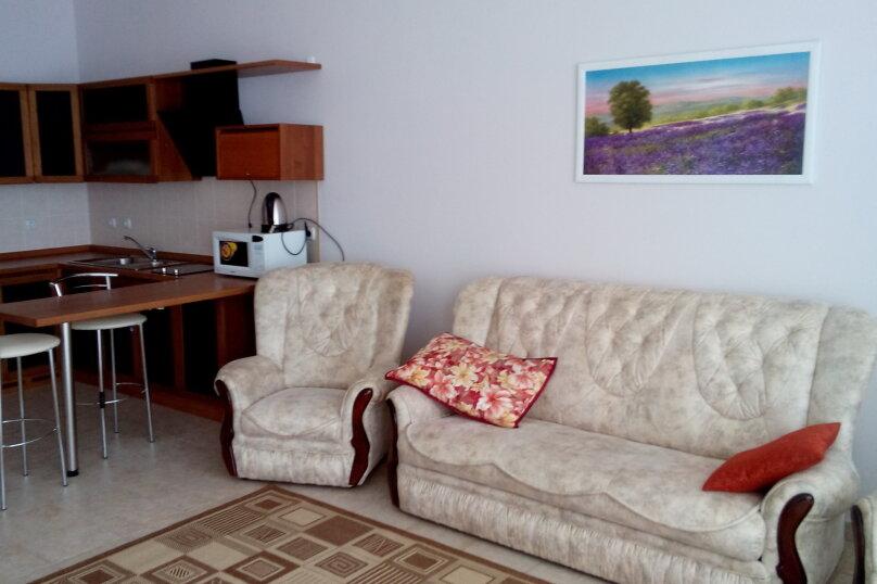 2-комн. квартира, 80 кв.м. на 5 человек, мориса тореза, 5, Ялта - Фотография 10