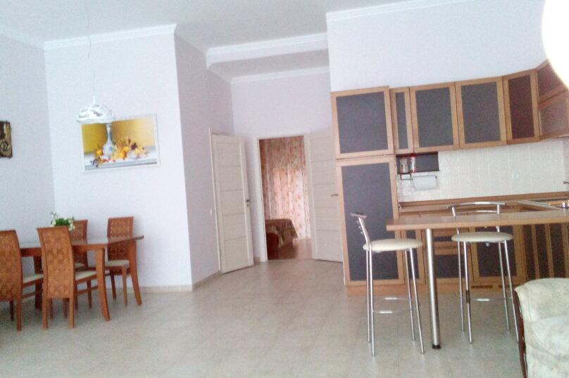 2-комн. квартира, 80 кв.м. на 5 человек, мориса тореза, 5, Ялта - Фотография 16