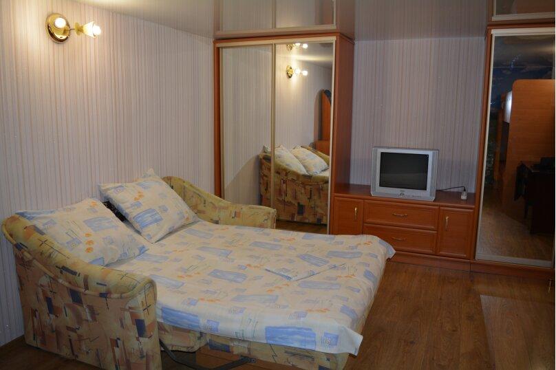 Однокомнатная квартира  под ключ, 38 кв.м. на 4 человека, 1 спальня, улица Энгельса, 12, Алушта - Фотография 3