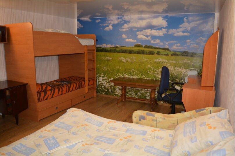Однокомнатная квартира  под ключ, 38 кв.м. на 4 человека, 1 спальня, улица Энгельса, 12, Алушта - Фотография 1