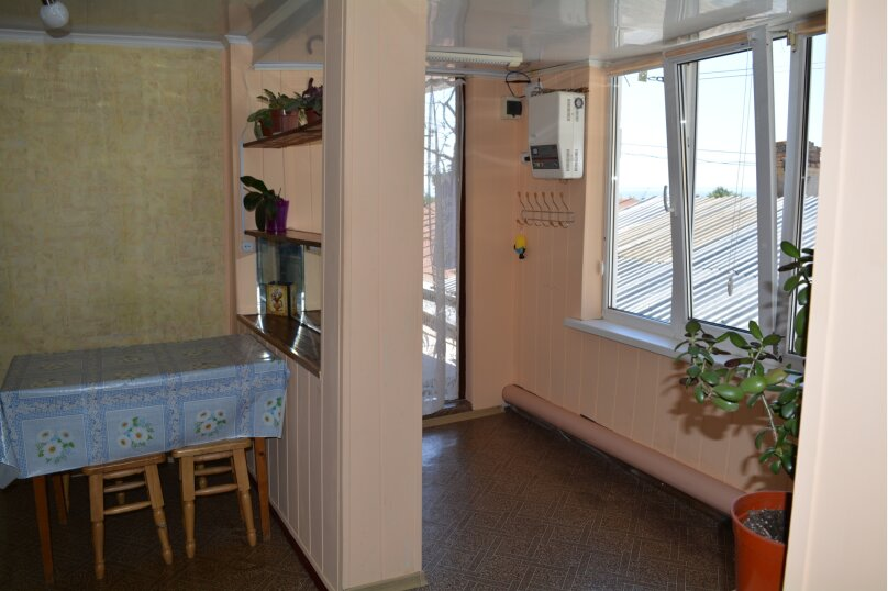 Однокомнатная квартира  под ключ, 38 кв.м. на 4 человека, 1 спальня, улица Энгельса, 12, Алушта - Фотография 6