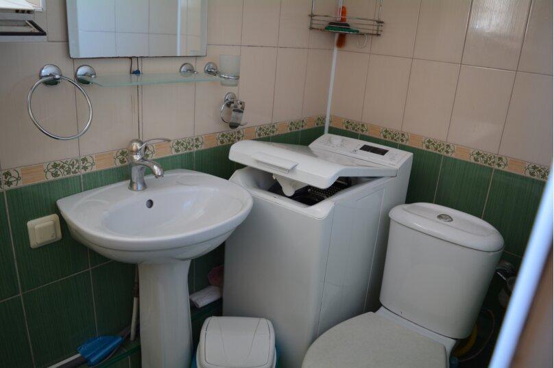 Однокомнатная квартира  под ключ, 38 кв.м. на 4 человека, 1 спальня, улица Энгельса, 12, Алушта - Фотография 7