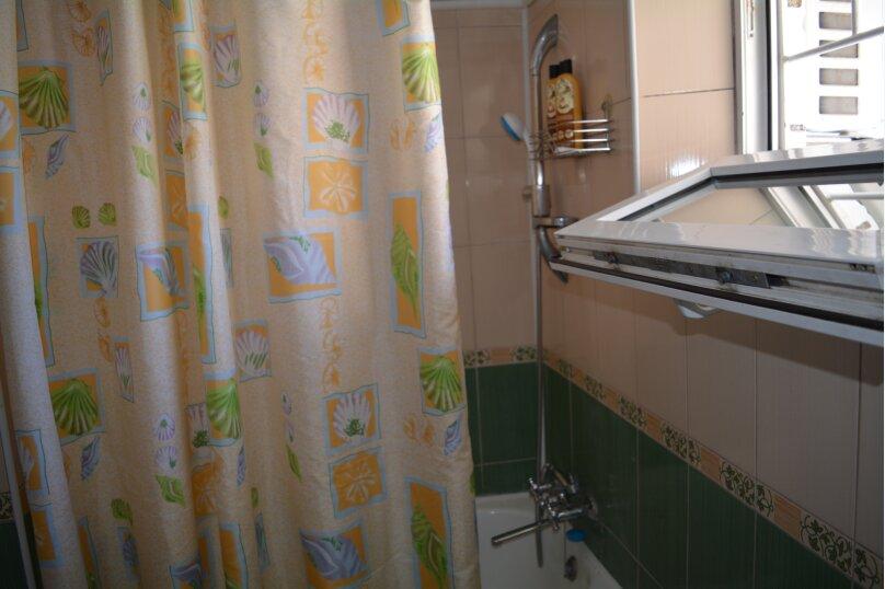 Однокомнатная квартира  под ключ, 38 кв.м. на 4 человека, 1 спальня, улица Энгельса, 12, Алушта - Фотография 8