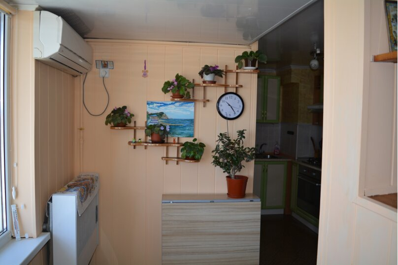 Однокомнатная квартира  под ключ, 38 кв.м. на 4 человека, 1 спальня, улица Энгельса, 12, Алушта - Фотография 9