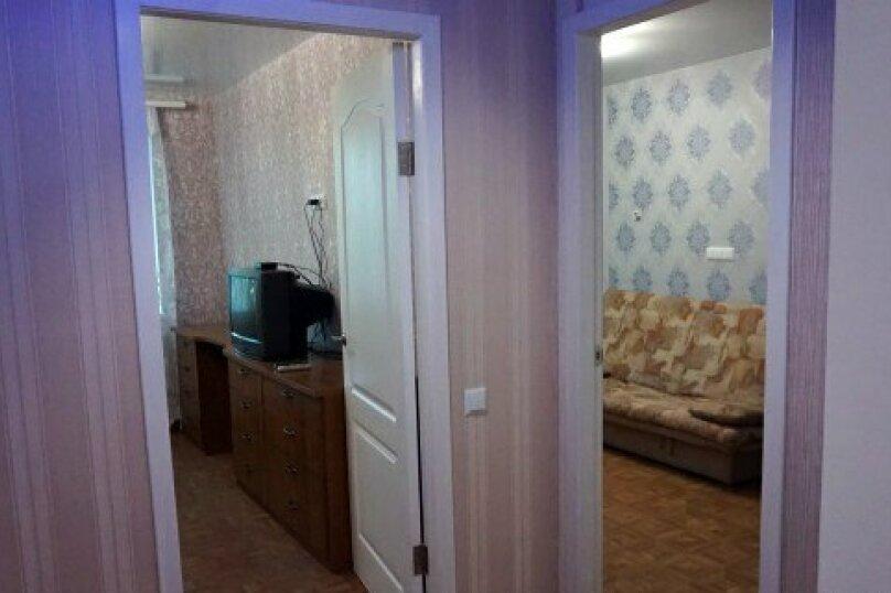 3-комн. квартира, 54 кв.м. на 6 человек, проспект Октябрьской Революции, 25, Севастополь - Фотография 3