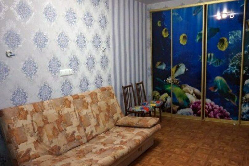 3-комн. квартира, 54 кв.м. на 6 человек, проспект Октябрьской Революции, 25, Севастополь - Фотография 4
