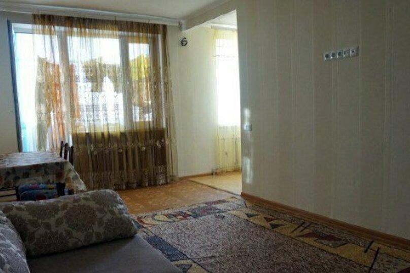 3-комн. квартира, 54 кв.м. на 6 человек, проспект Октябрьской Революции, 25, Севастополь - Фотография 6