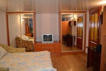 Однокомнатная квартира  под ключ, 38 кв.м. на 4 человека, 1 спальня, улица Энгельса, 12, Алушта - Фотография 2