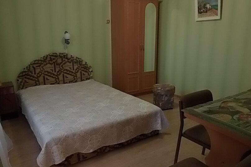 Двухместный номер стандарт с мини-кухней, улица Ленина, 126, Коктебель - Фотография 1