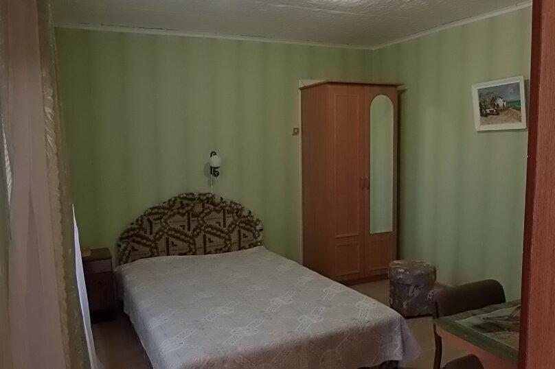 Двухместный номер стандарт с мини-кухней, улица Ленина, 126, Коктебель - Фотография 5