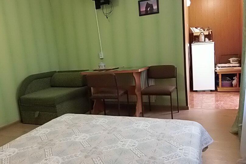 Двухместный номер стандарт с мини-кухней, улица Ленина, 126, Коктебель - Фотография 6