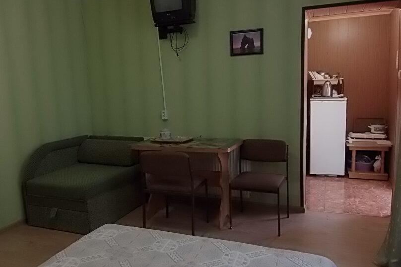 Двухместный номер стандарт с мини-кухней, улица Ленина, 126, Коктебель - Фотография 7